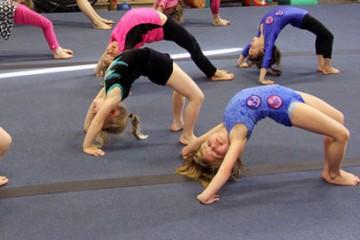 Half Term Gymnastics Fun Week